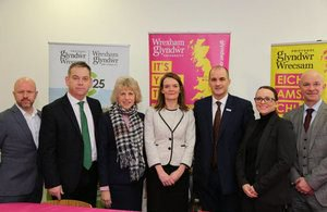 North Wales partners